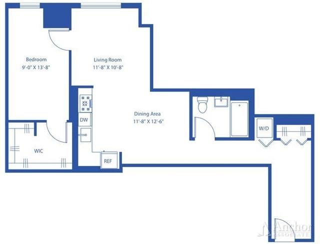1 Bedroom, Astoria Rental in NYC for $2,488 - Photo 2