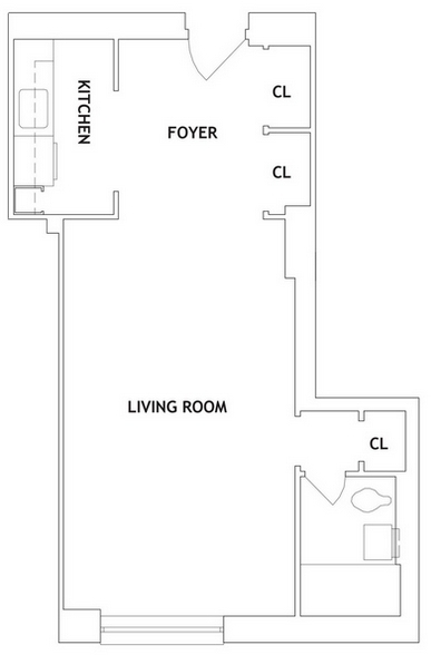 Studio, Flushing Rental in NYC for $1,581 - Photo 2