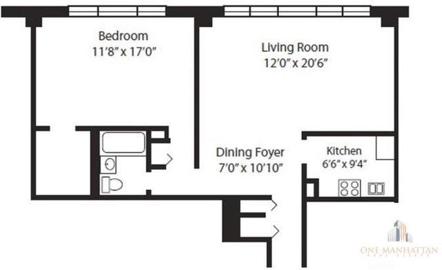2 Bedrooms, Yorkville Rental in NYC for $3,670 - Photo 2