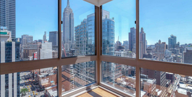 2 Bedrooms, Chelsea Rental in NYC for $6,819 - Photo 1