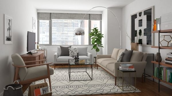 1 Bedroom, Battery Park City Rental in NYC for $4,154 - Photo 2