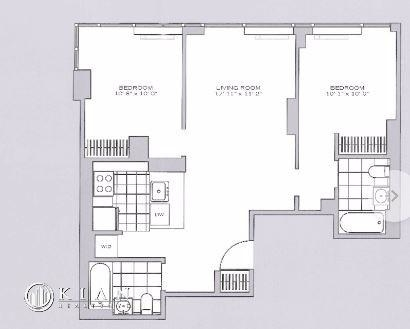 2 Bedrooms, Garment District Rental in NYC for $4,720 - Photo 2