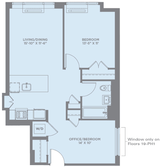 2 Bedrooms, Murray Hill Rental in NYC for $4,977 - Photo 2