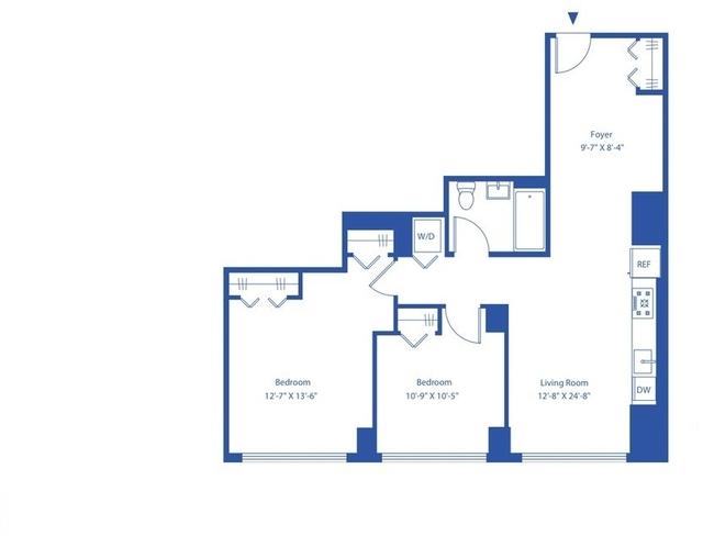 2 Bedrooms, Astoria Rental in NYC for $3,272 - Photo 2