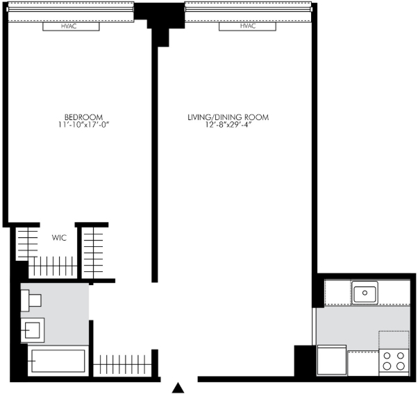 1 Bedroom, Chelsea Rental in NYC for $5,060 - Photo 2