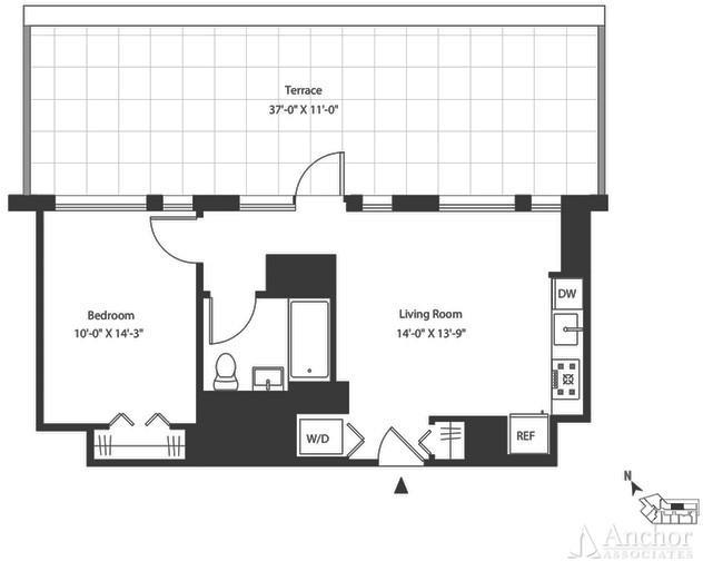 1 Bedroom, Astoria Rental in NYC for $2,680 - Photo 2
