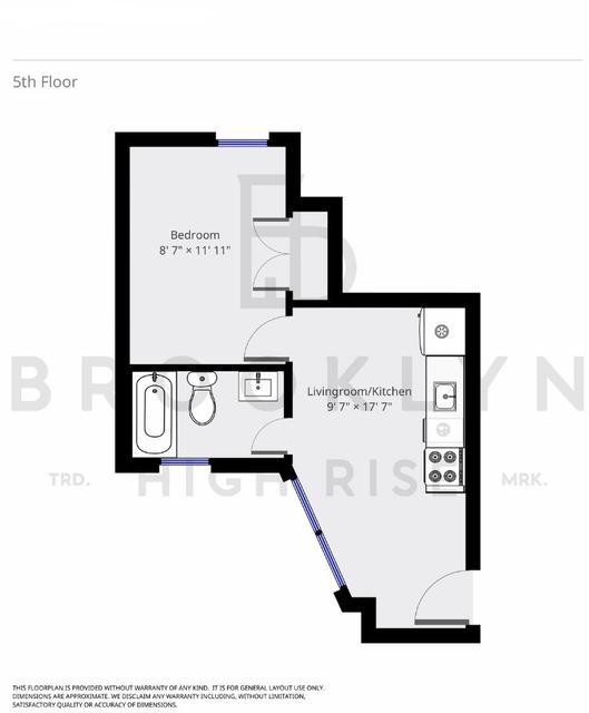1 Bedroom, Mott Haven Rental in NYC for $1,740 - Photo 2