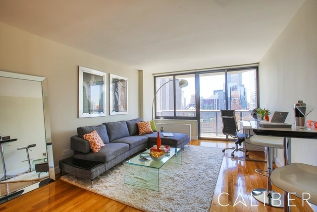 1 Bedroom, Theater District Rental in NYC for $3,624 - Photo 2