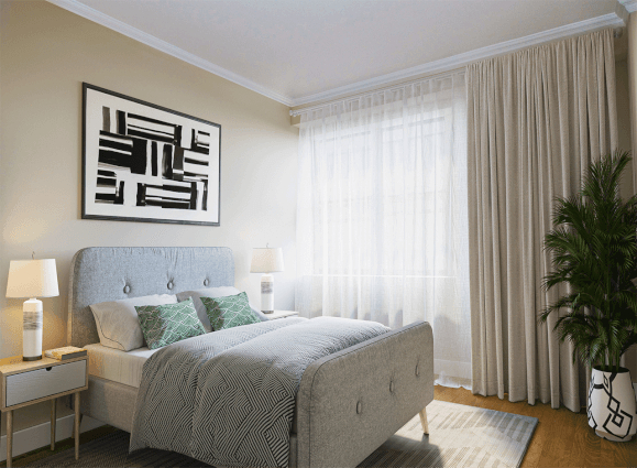 2 Bedrooms, Tribeca Rental in NYC for $5,000 - Photo 2
