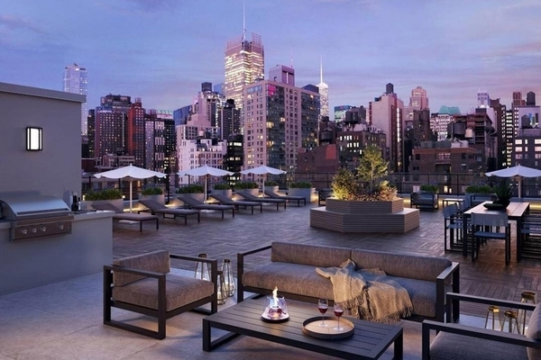 Studio, Hell's Kitchen Rental in NYC for $3,480 - Photo 1