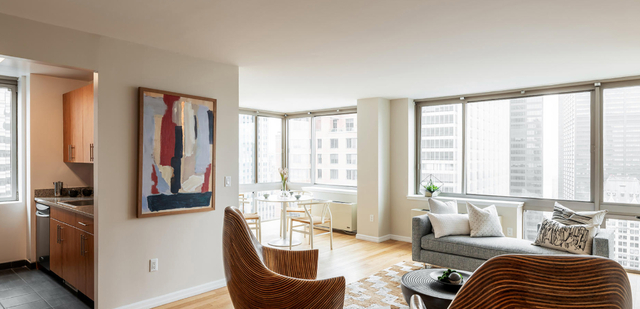 1 Bedroom, Financial District Rental in NYC for $3,841 - Photo 1