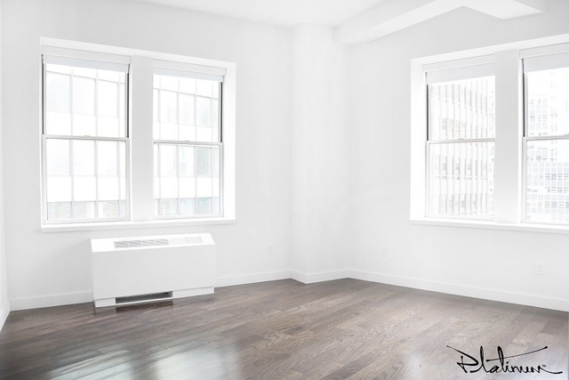 1 Bedroom, Financial District Rental in NYC for $3,680 - Photo 1