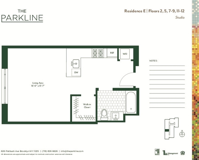 1 Bedroom, Prospect Lefferts Gardens Rental in NYC for $2,400 - Photo 2