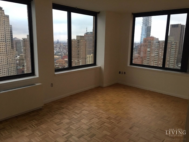 2 Bedrooms, Battery Park City Rental in NYC for $6,195 - Photo 1