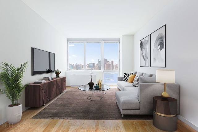 1 Bedroom, Hunters Point Rental in NYC for $3,419 - Photo 2