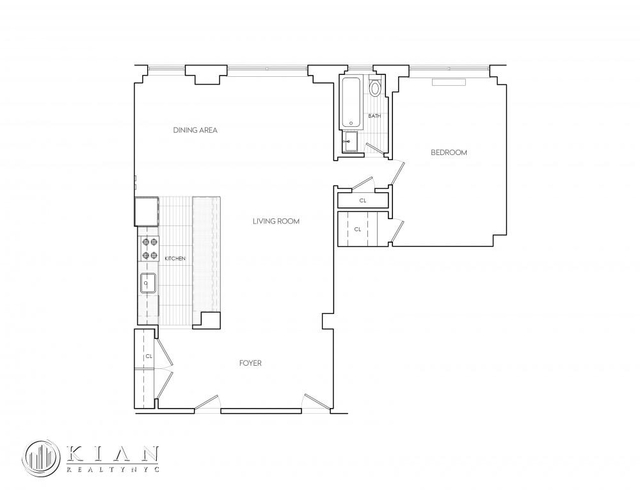 1 Bedroom, Sutton Place Rental in NYC for $4,650 - Photo 2