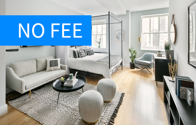 Studio, Financial District Rental in NYC for $2,990 - Photo 1