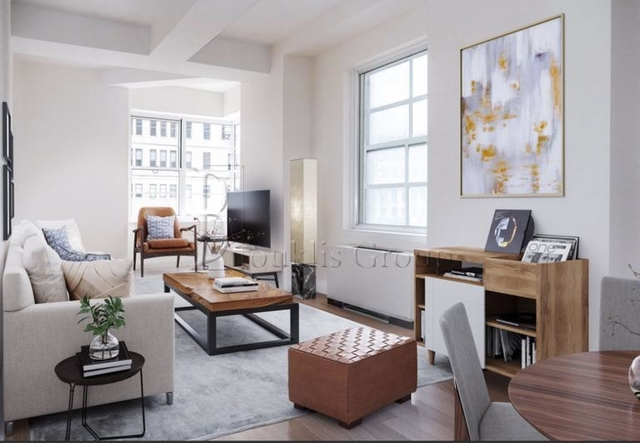 1 Bedroom, Financial District Rental in NYC for $6,040 - Photo 1