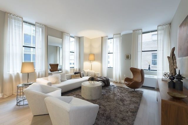 1 Bedroom, Financial District Rental in NYC for $4,927 - Photo 1