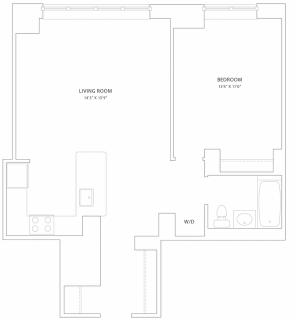1 Bedroom, Murray Hill Rental in NYC for $4,540 - Photo 2