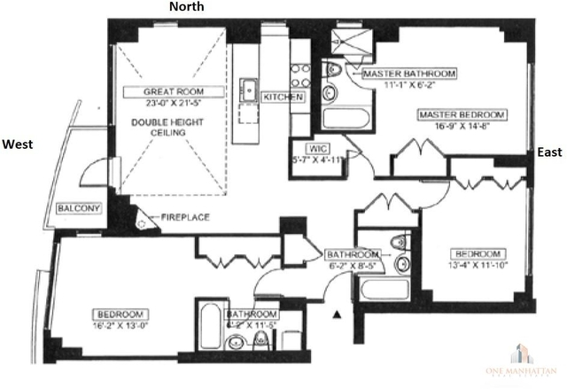3 Bedrooms, Midtown East Rental in NYC for $14,500 - Photo 2
