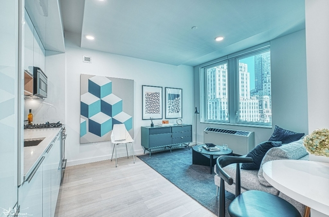 1 Bedroom, Financial District Rental in NYC for $3,557 - Photo 1