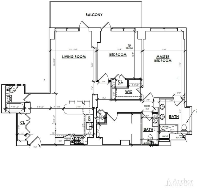 2 Bedrooms, Yorkville Rental in NYC for $7,425 - Photo 2