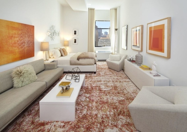 Studio, Financial District Rental in NYC for $2,913 - Photo 1