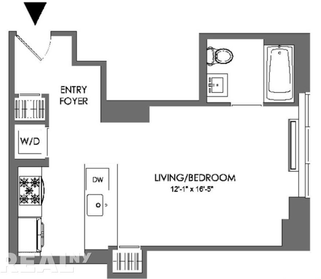 Studio, Downtown Brooklyn Rental in NYC for $3,195 - Photo 2