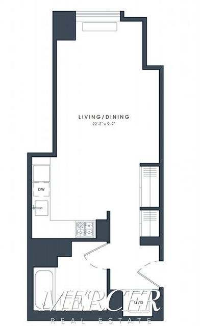 Studio, Financial District Rental in NYC for $2,870 - Photo 2