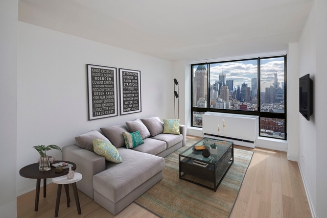 2 Bedrooms, Hell's Kitchen Rental in NYC for $6,420 - Photo 2