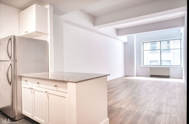 Studio, Financial District Rental in NYC for $4,418 - Photo 1