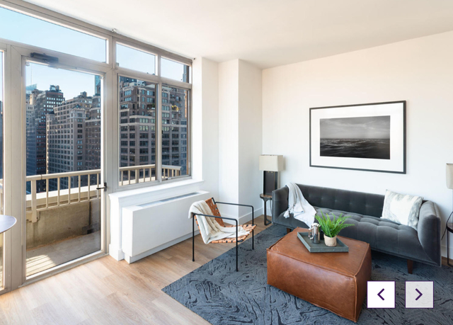 1 Bedroom, Chelsea Rental in NYC for $4,396 - Photo 1