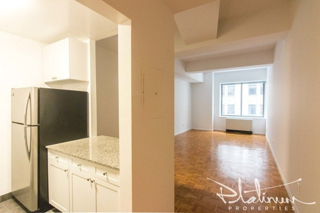 1 Bedroom, Financial District Rental in NYC for $3,441 - Photo 1