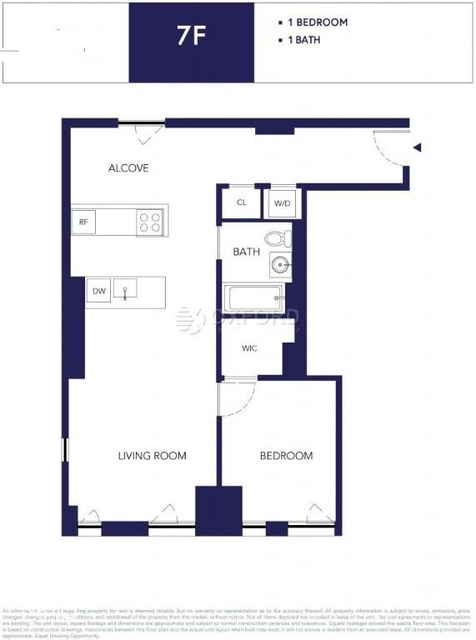 1 Bedroom, North Slope Rental in NYC for $3,850 - Photo 2