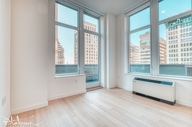 Studio, Financial District Rental in NYC for $3,086 - Photo 1