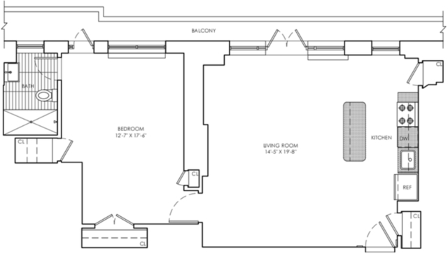 1 Bedroom, Sutton Place Rental in NYC for $3,869 - Photo 2
