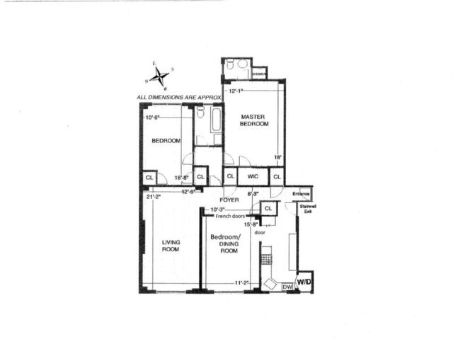 3 Bedrooms, Upper West Side Rental in NYC for $7,295 - Photo 2
