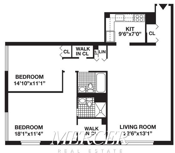 2 Bedrooms, Battery Park City Rental in NYC for $5,935 - Photo 2