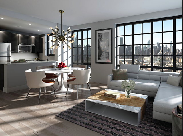 2 Bedrooms, Long Island City Rental in NYC for $3,350 - Photo 2