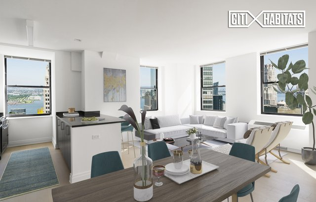 2 Bedrooms, Financial District Rental in NYC for $5,912 - Photo 2
