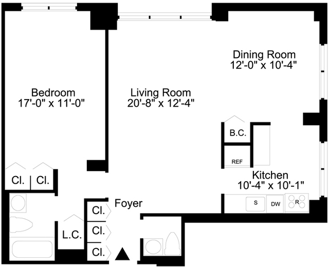 2 Bedrooms, Lincoln Square Rental in NYC for $5,495 - Photo 1