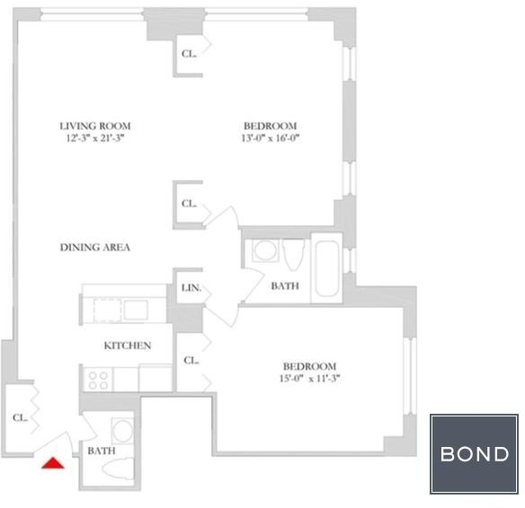 2 Bedrooms, Yorkville Rental in NYC for $4,830 - Photo 2