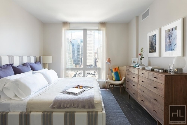 Studio, Hell's Kitchen Rental in NYC for $3,349 - Photo 1