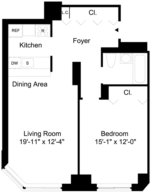1 Bedroom, Upper East Side Rental in NYC for $4,495 - Photo 2