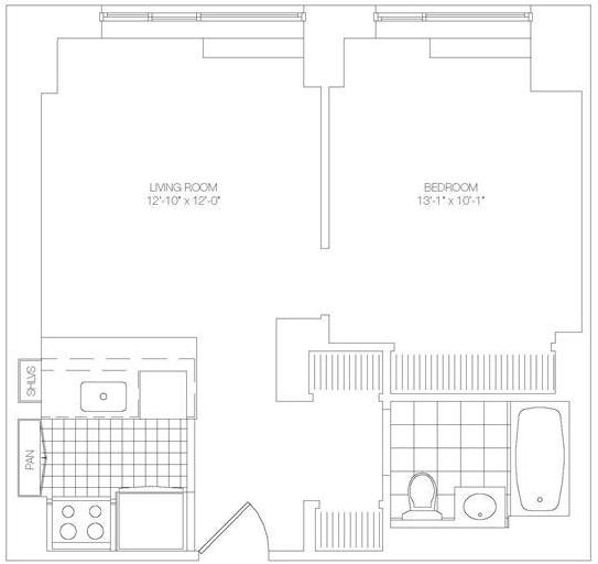 1 Bedroom, Lower East Side Rental in NYC for $4,710 - Photo 1