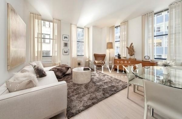 2 Bedrooms, Financial District Rental in NYC for $6,300 - Photo 1
