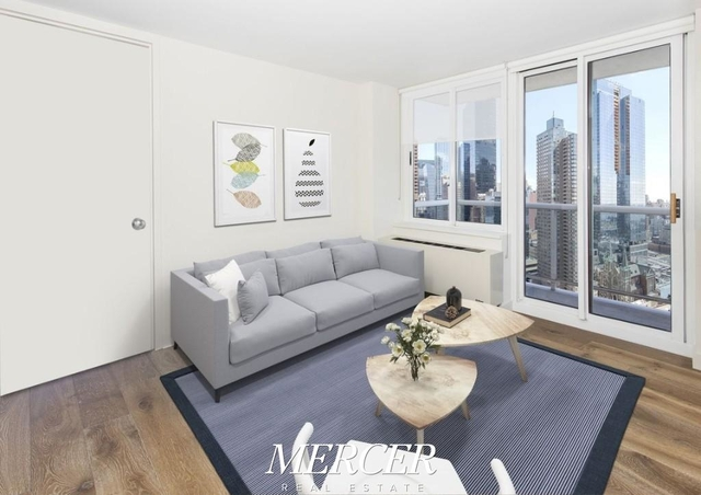2 Bedrooms, Hell's Kitchen Rental in NYC for $4,320 - Photo 1