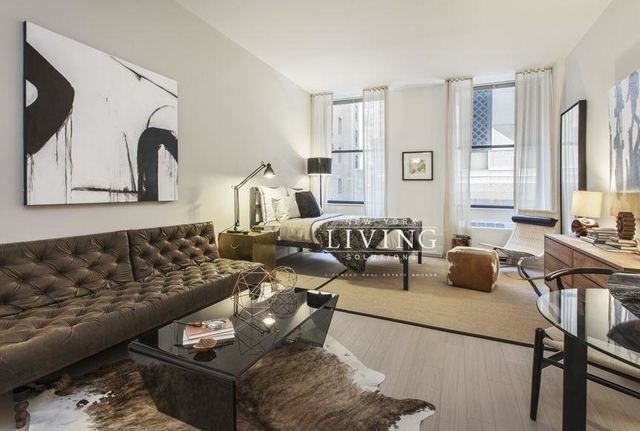 Studio, Financial District Rental in NYC for $2,345 - Photo 1