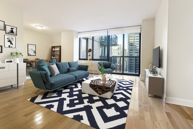 1 Bedroom, Theater District Rental in NYC for $3,969 - Photo 1